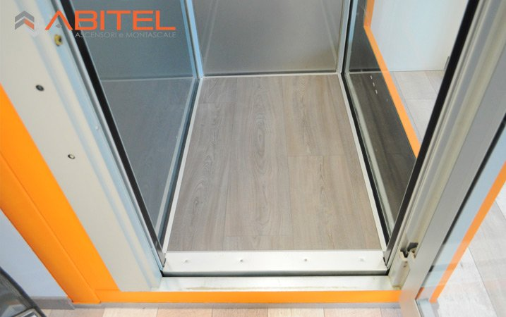 abitel ascensori e montascale showroom